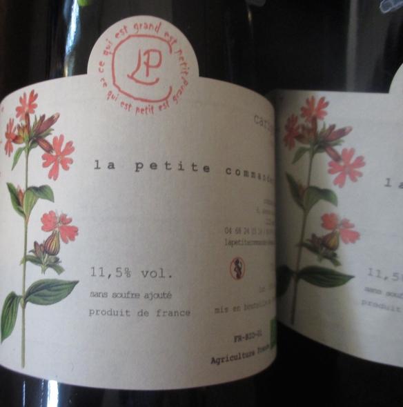 """le comptoir gourmand"" ""cave à vin Ariège"" ""Vin biodynamie"""