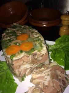 """restaurant Mirepoix"" ""le comptoir gourmand"""